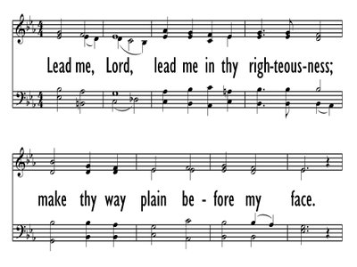 LEAD ME, LORD-ppt