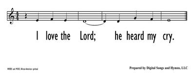 PSALM 116-ppt