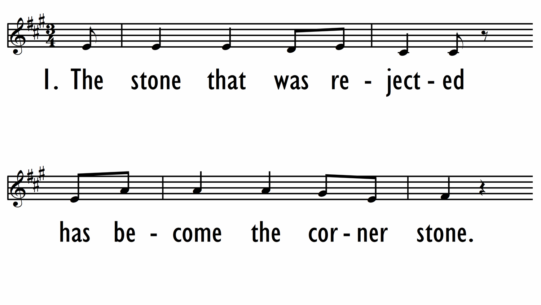 LET MY SOUL SING - Lead Line-ppt