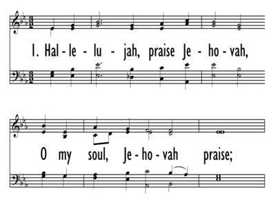 HALLELUJAH, PRAISE JEHOVAH-ppt