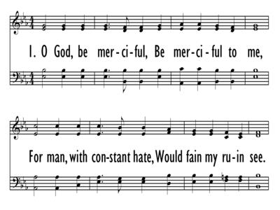 O GOD, BE MERCIFUL-ppt