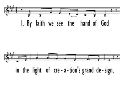 BY FAITH - Lead Line-ppt