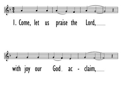 PSALM 95-ppt
