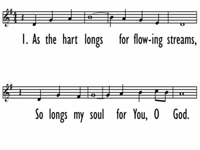 PSALM 42- Lead Line-ppt
