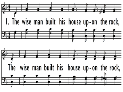 THE WISE MAN AND THE FOOLISH MAN-ppt