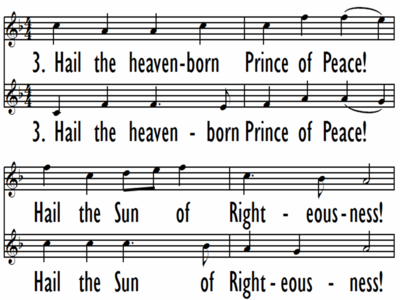 HARK! THE HERALD ANGELS SING - with Descant-ppt
