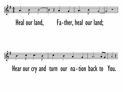 HEAL OUR LAND - Lead Line-ppt
