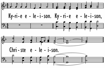 KYRIE ELEISON 19 - Lead Line-ppt