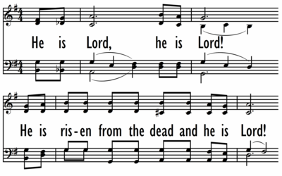 HE IS LORD-ppt