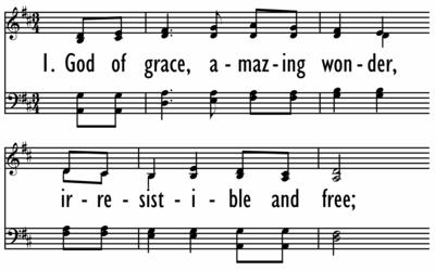 GOD OF GRACE-ppt