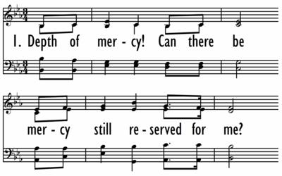 DEPTH OF MERCY-ppt