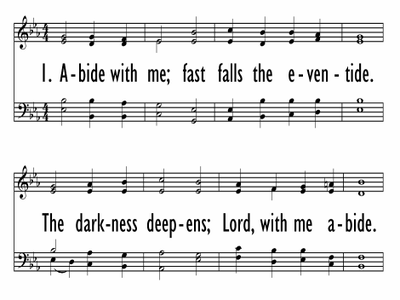 ABIDE WITH ME-ppt