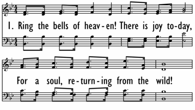 RING THE BELLS OF HEAVEN-ppt