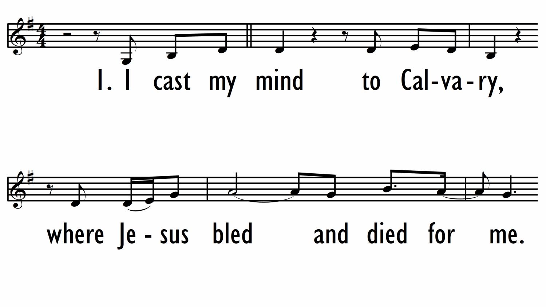 O PRAISE THE NAME (ANASTASIS) - Lead Line-ppt