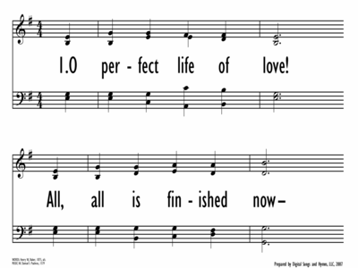 O PERFECT LIFE OF LOVE-ppt