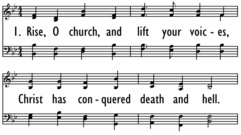 WORSHIP CHRIST, THE RISEN KING!-ppt